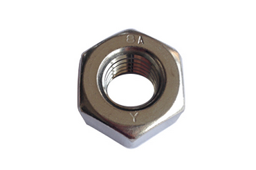 Stainless steel nut-8A